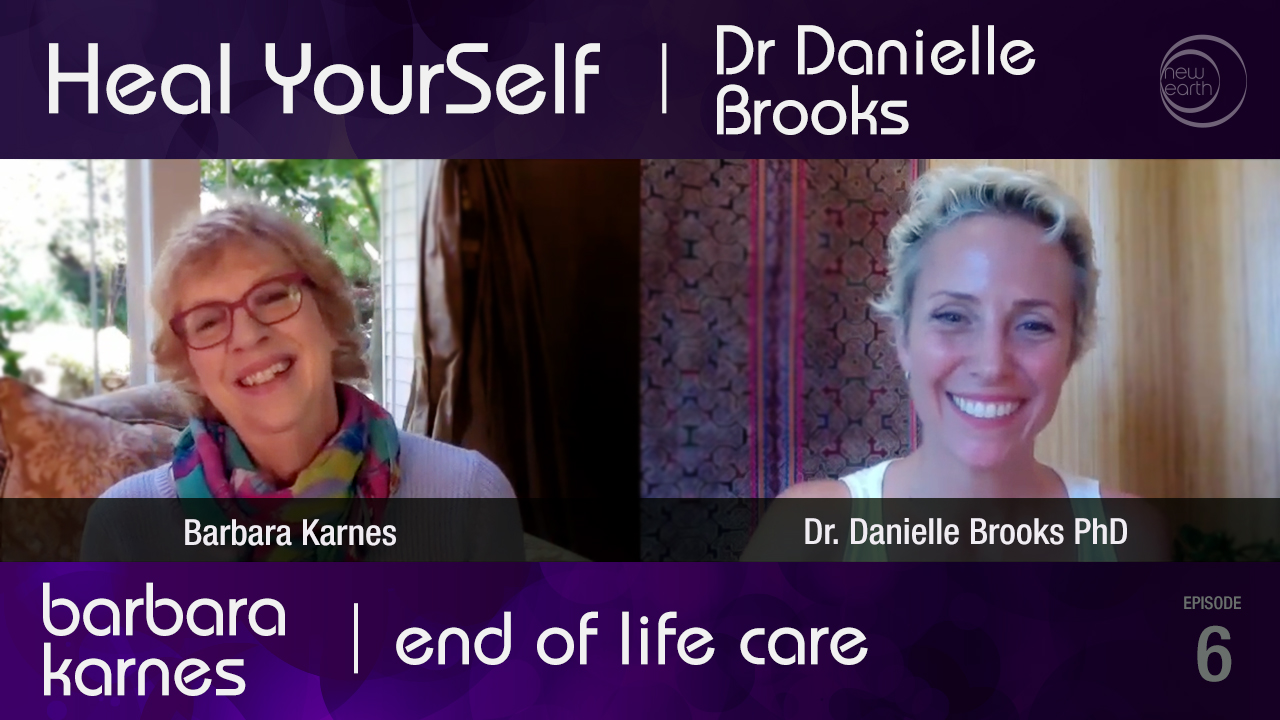Barbara Karnes – New rules for end of life care