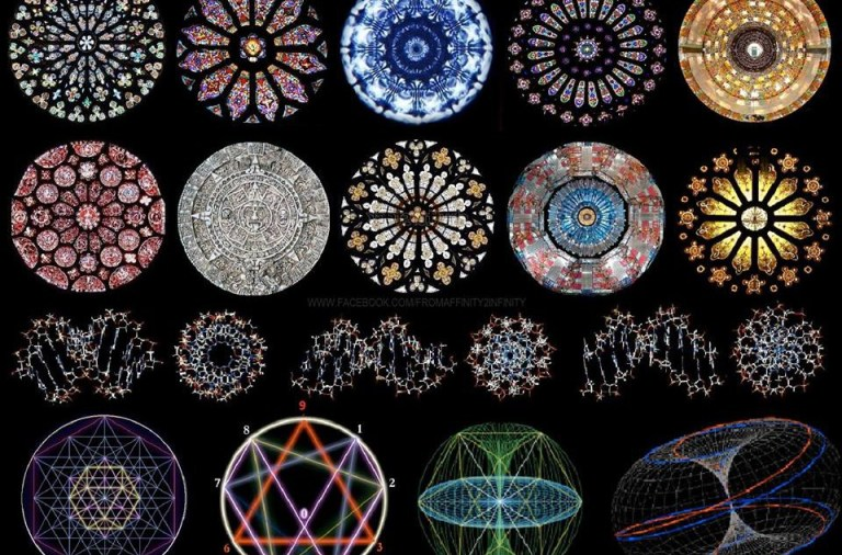 Hydro-Geometric Mysteries of Body, Sound and Light