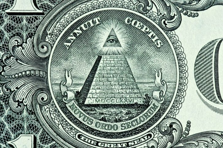 Did This Russian Mystic Influence the Occult Symbols on the Back of the Dollar Bill?