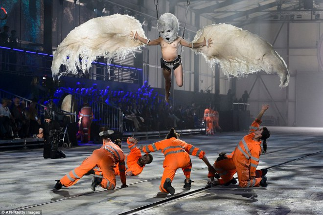 MUST SEE: The Absurdly Bizarre Occult Ritual at the Opening of the Gotthard Base Tunnel in Switzerland (NSFW)
