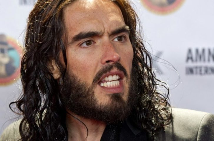 Russell Brand Once Again Exposes the Debacle That Is the U.S. Elections