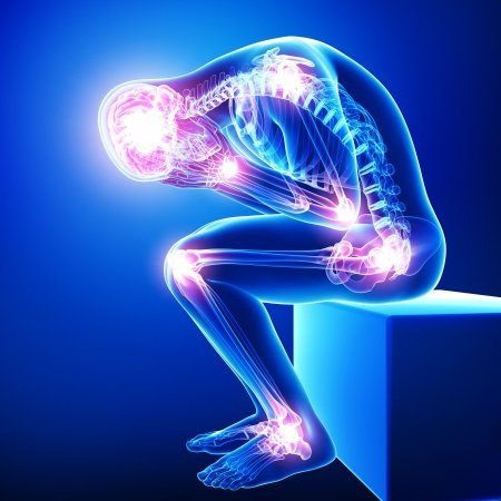 Inflammation In The Body Is Now Being Recognized As A Physical Cause Of Depression