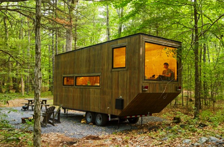 These 6 Secluded Tiny Cabins Will Make You Want to Unplug From It All