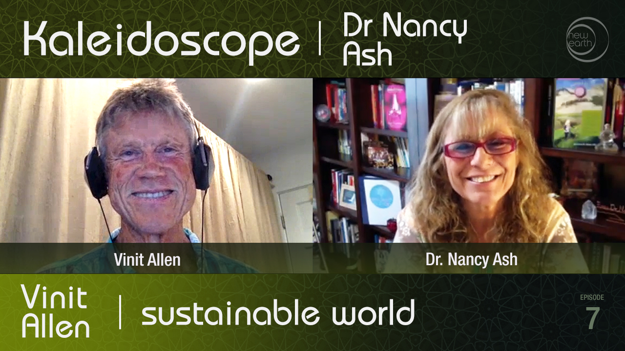 Sustainable World with Vinit Allen