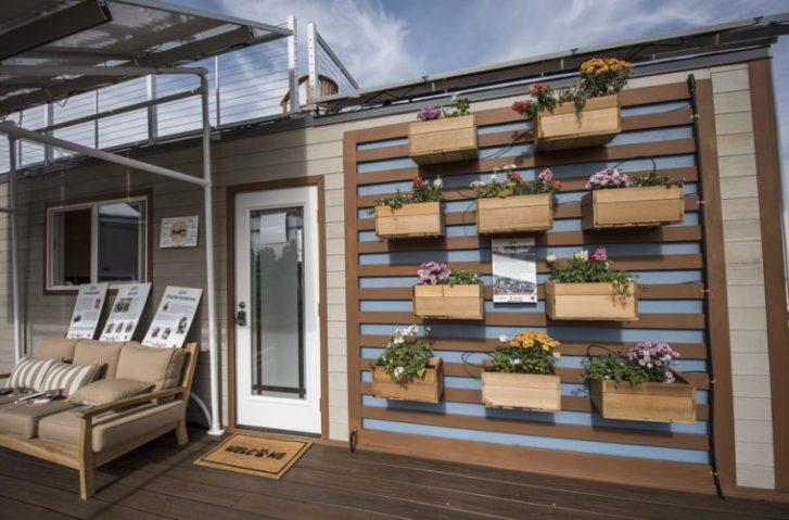 The Revolving Solar-Powered Home That Won Big at California's First Tiny House Competition