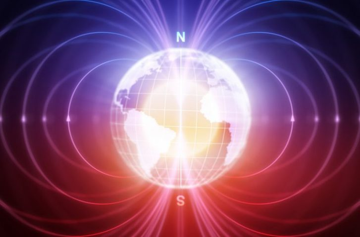 Scientists: Earth's Magnetic Fields Carry Biologically Relevant Information That 'Connects All Living Systems'
