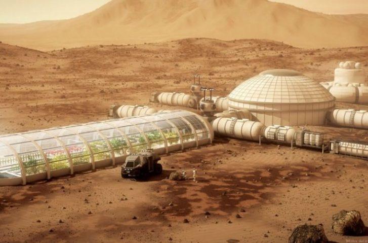 "Dear Elon Musk: ""We're Already On Mars,"" Claims Alleged SSP Whistleblower Corey Goode"
