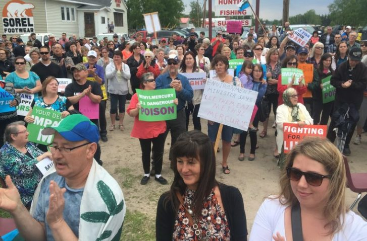 The Protest At Muskrat Falls Mainstream Media Ignored And Why It's Important
