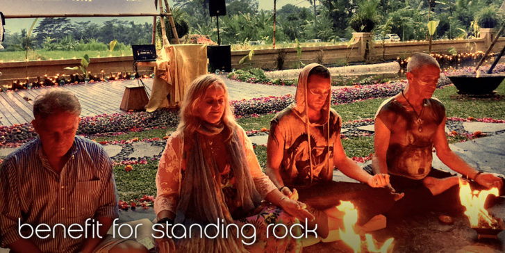 Bali Haven Benefit Gala in Solidarity with Standing Rock