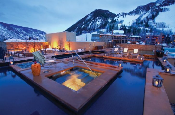 10 Gorgeous Eco-Friendly Resorts Just In Time For Winter