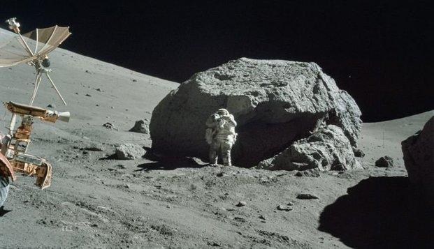 NASA Caught Lying About Moon Images By Their Own Employees
