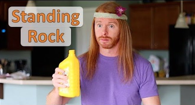 JP Sears Shares The Truth Behind Standing Rock (Video)