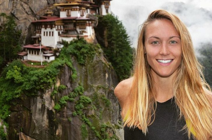 The First Woman To Travel To Every Country In The World