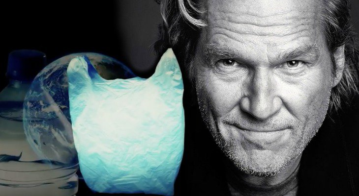Jeff Bridges Wants To Know: When Did We Become A Plastic Society? (Video)