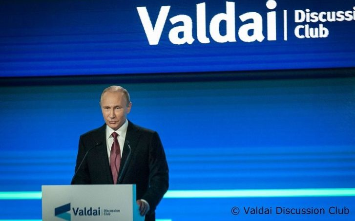 "Putin Calls Out ""The Powers That Be"" & The ""Imaginary & Mythical"" Threats They Use To Control Us"