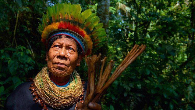 What It Actually Means To Be A Shaman & How The Term Has Lost Its Way Culturally