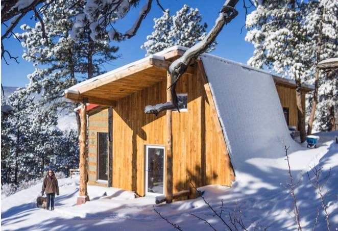 A Colorado Man Has Built The Most Energy Efficient House in the State