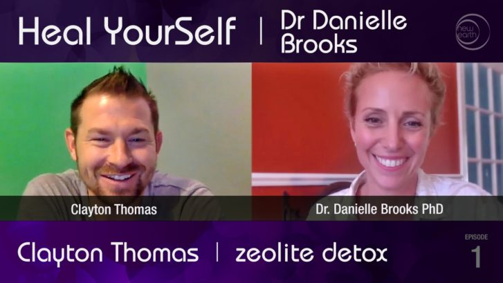 Heal Yourself: Zeolite Detox with Clayton Thomas