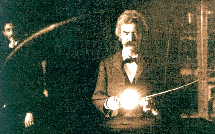 11 Very Rare & Fascinating Images Of Nikola Tesla