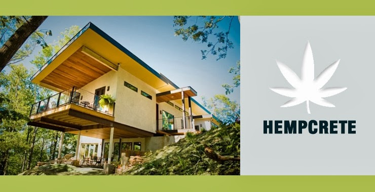 Hempcrete: The Best Concrete is Made From Hemp!