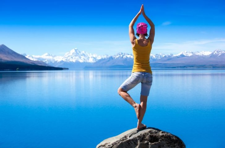 New Study Finds Yoga Helps Depression, In A Major Way