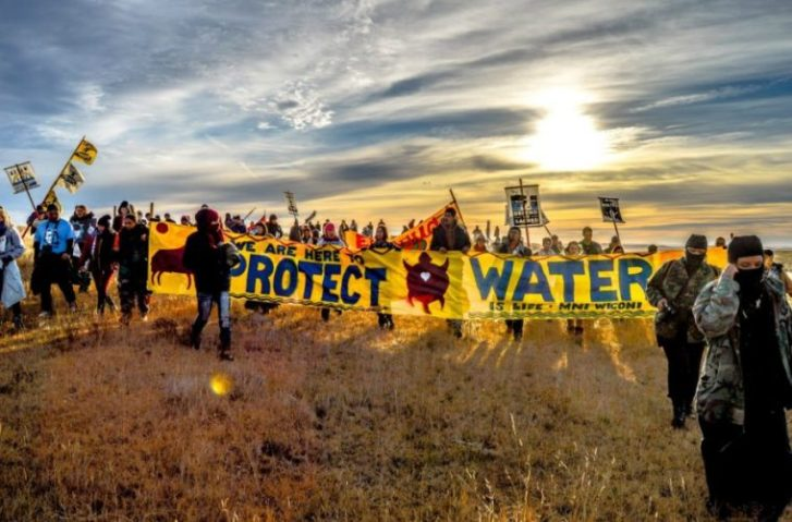 Dakota Access Pipeline Springs First Oil Leak — Before Completion