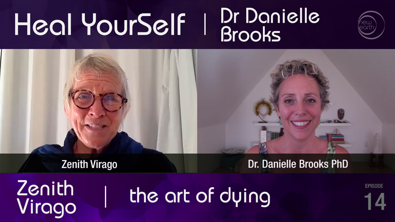 The Art of Dying Well – Zenith Virago – Danielle Brooks