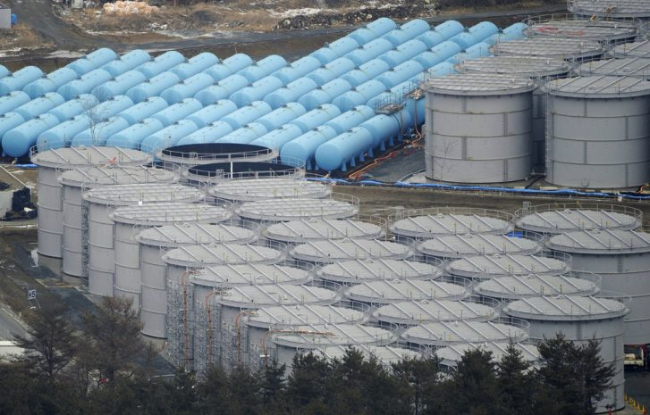 Japan About to Drop Radioactive Fukushima Wastewater in Pacific Ocean