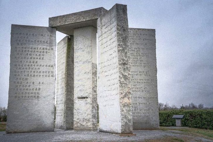 Watch: What is the Real Meaning of the Georgia Guidestones?