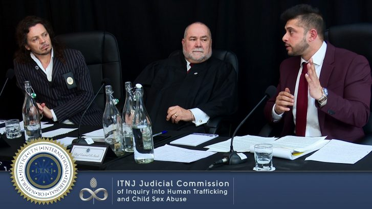 ITNJ Commission Seating April 2018 Plenary Session 2