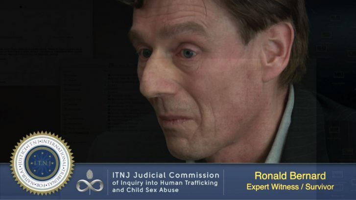 Ronald Bernard ~ Fmr. Dutch Banker Gives Disturbing Testimony of Child Abuse in the Criminal Underworld(ITNJ Seating)