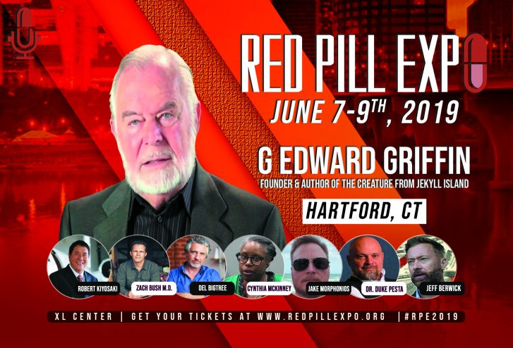 RED PILL EXPO 2019 Sponsored by Red Pill University