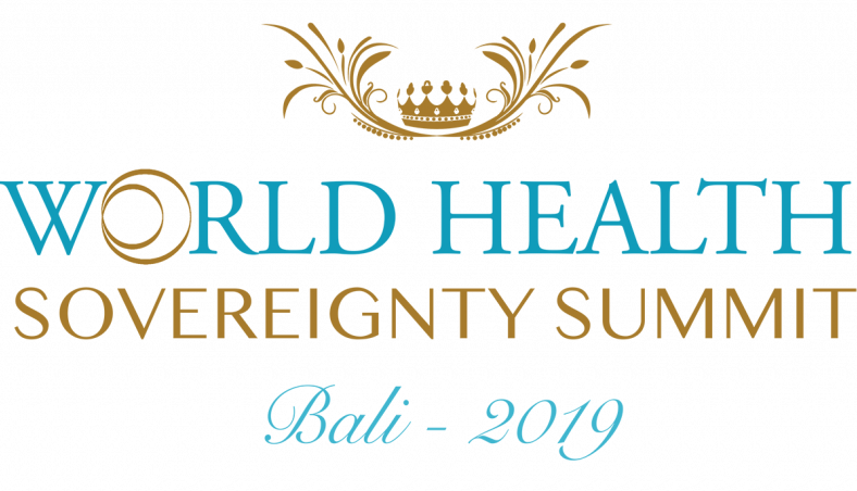 NewEarth Festival 2019: World Health Sovereignty Summit