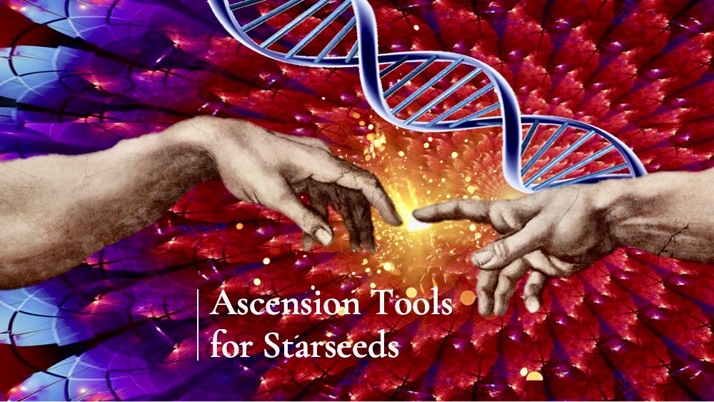 Top 10 Ascension Tools for Starseeds by Sri Jana (NEU faculty)