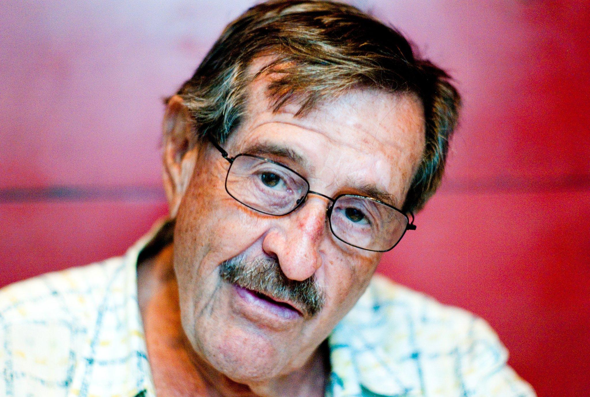 the late Senator John Vasconcellos