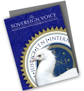newearth magazines / the sovereign voice – issue 1