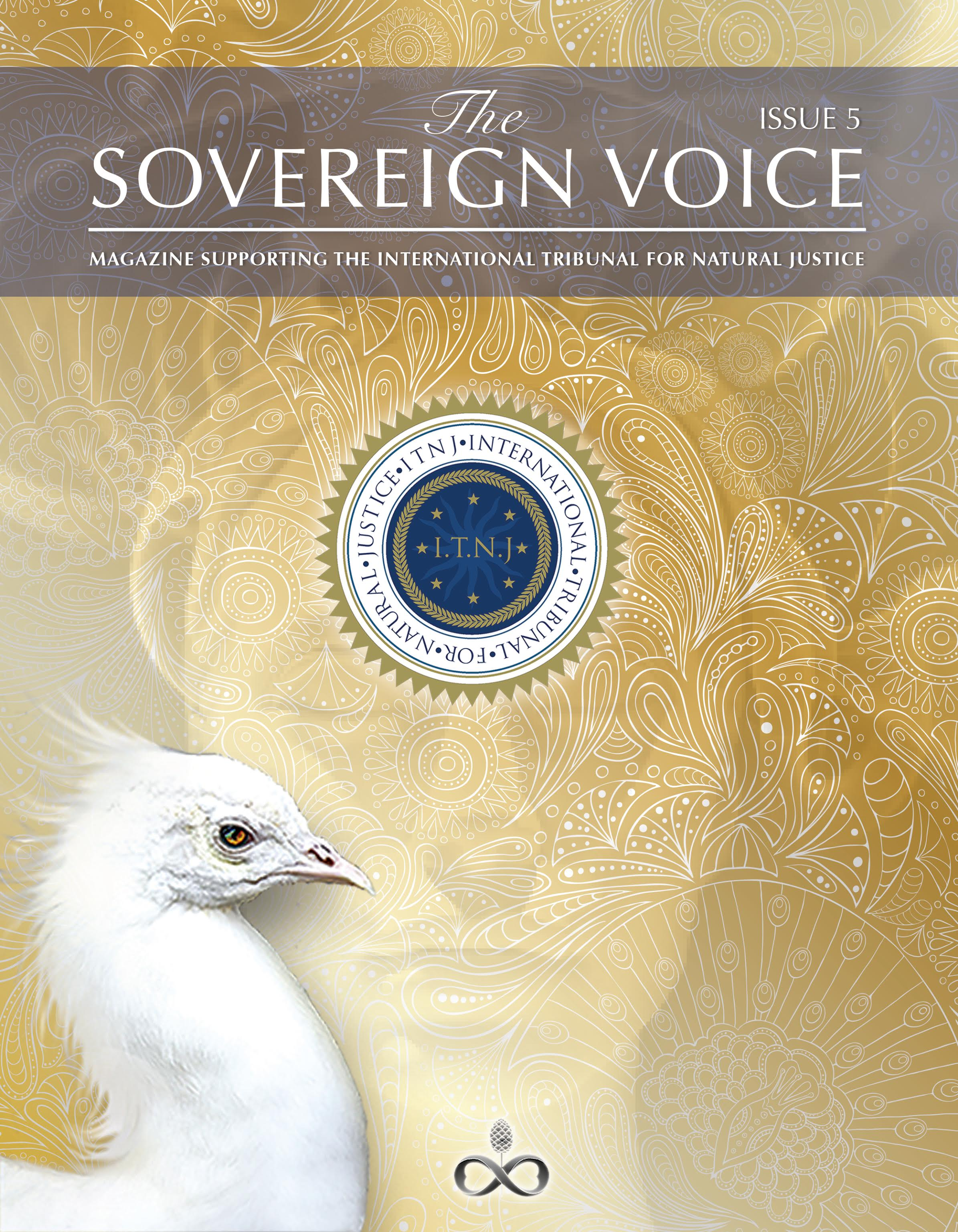 newearth magazines / the sovereign voice – issue 5