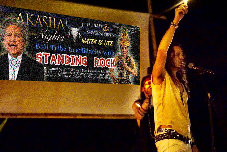 standing rock benefit – newearth bali haven
