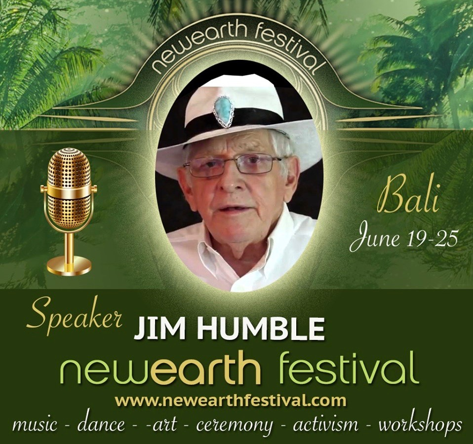 Fellow Announcement: Jim Humble