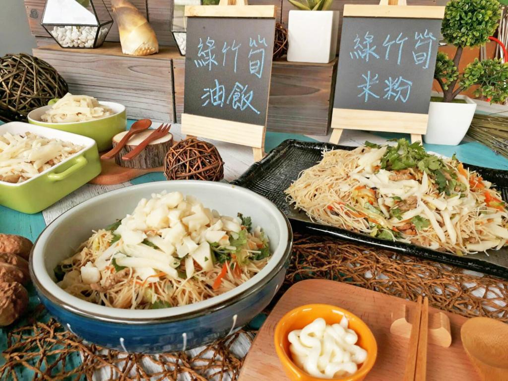 綠竹筍料理美味且多元
