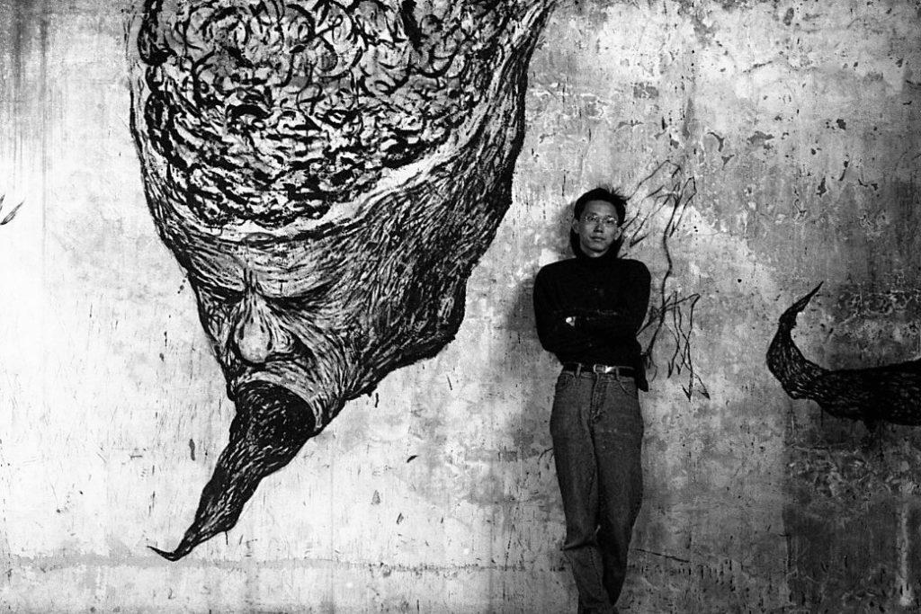 藝術家姚瑞中預計將於10月30日開講「群魔亂舞:從展覽DM回顧「後解嚴藝術運動」」
