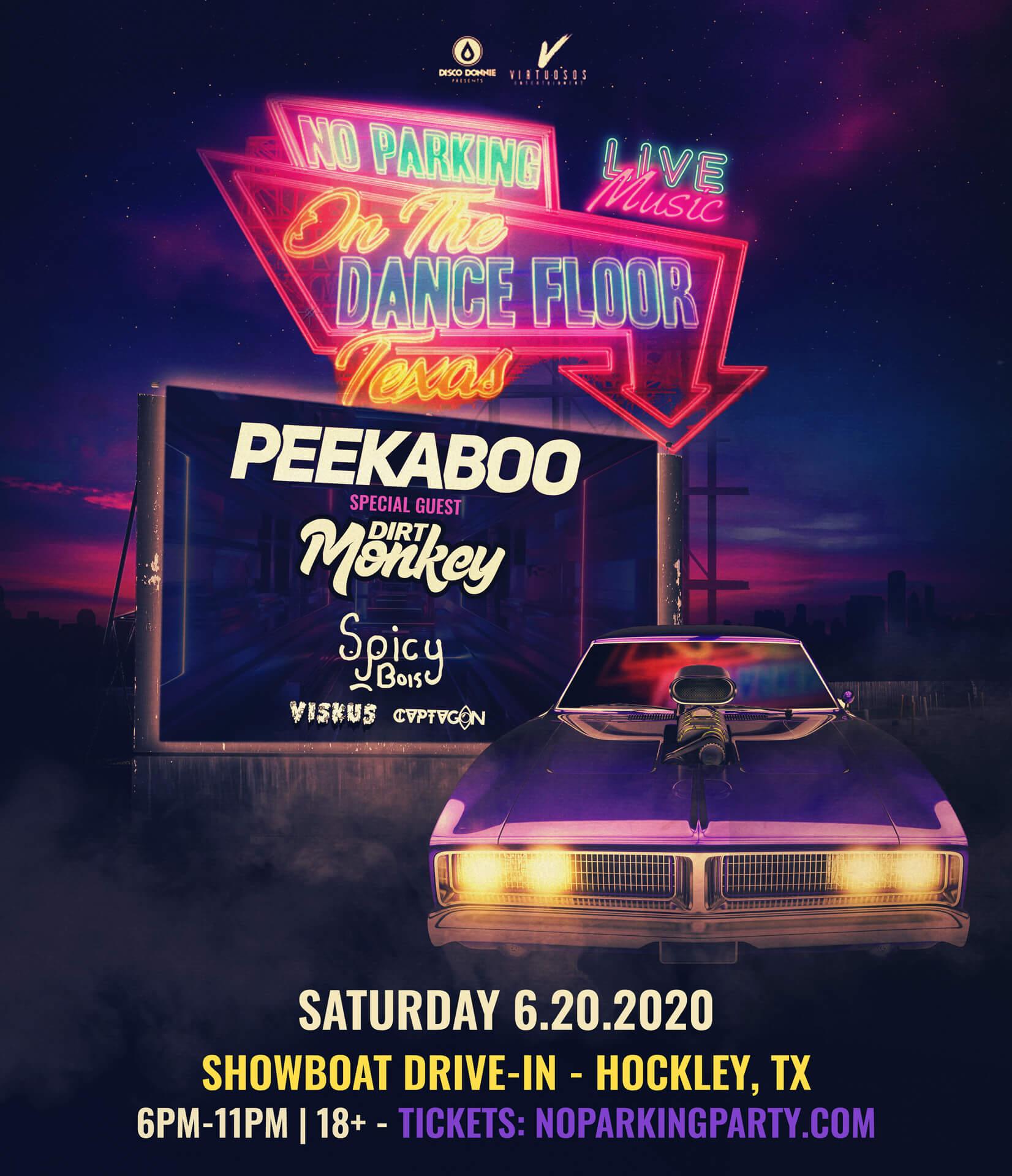 no parking on the dance floor texas