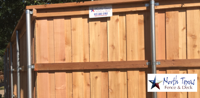Wooden Privacy Fences Plano TX