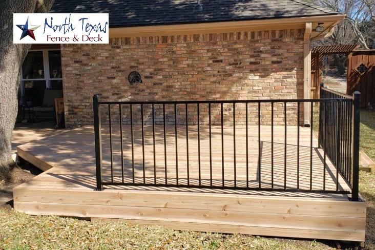 deck builder Richardson TX