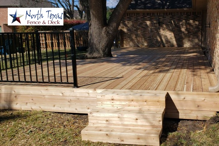 deck builder Frisco TX