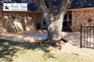 deck builder Garland TX