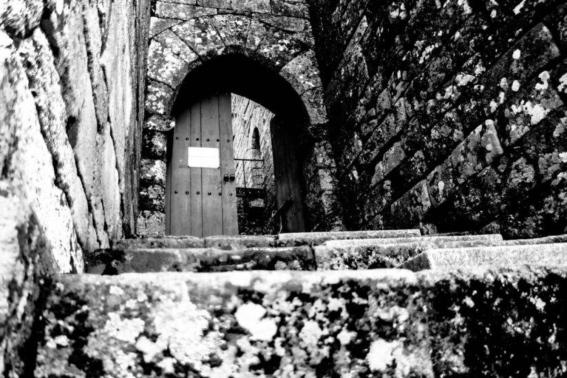 A Póvoa de Lanhoso em exposição de fotografia a preto e branco no Castelo