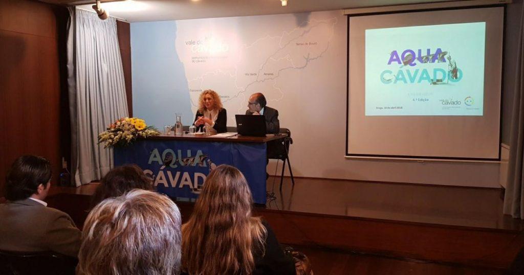 """CIM Cávado e AEAC apresentam IV Edição do Projecto """"AQUA Cávado: o rio que nos une"""""""