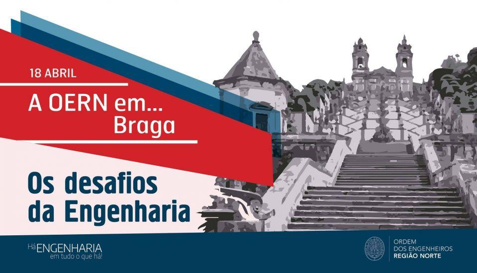 BRAGAOrdem dos Engenheiros debate em Braga alterações climáticas