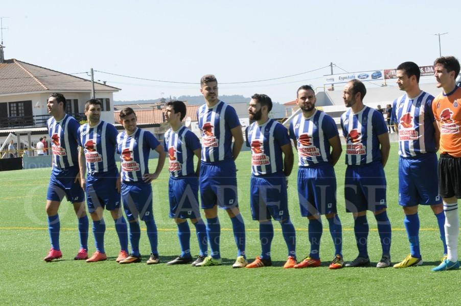 """FUTEBOL (Honra)FC Amares é protagonista de """"duelo de gigantes"""" em Martim"""